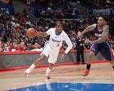 Mar 8, 2014, Atlanta Hawks vs Los Angeles Clippers - Chris Paul Foto af Noah Graham
