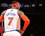 Mar 7, 2014, Utah Jazz vs New York Knicks - Carmelo Anthony Foto af Nathaniel S. Butler