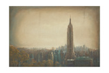 New York Silhouette Prints by Paulo Romero