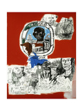 Logo Giclee Print by Jean-Michel Basquiat