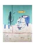 LF Giclée-Druck von Jean-Michel Basquiat