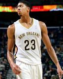 Mar 10, 2014, Denver Nuggets vs New Orleans Pelicans - Anthony Davis Photo by Layne Murdoch
