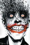 Batman Comic - Joker Bats Photographie