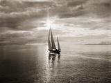 Diamond Head Yacht in Swiftsure Race 高品質プリント : レイ・クランツ