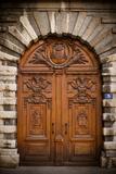 La Porte II Reproduction photographique par Erin Berzel