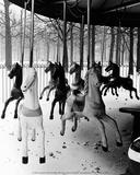 Jardin des Tuileries 1950