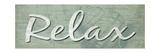 Entspannen Giclée-Premiumdruck von N. Harbick