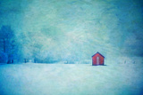 Country Snow Photographic Print by Roberta Murray
