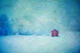 Country Snow Impressão fotográfica por Roberta Murray
