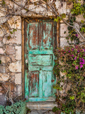 Doorway in Mexico II Photographic Print by Kathy Mahan