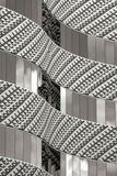 Brick & Glass I BW Fotografisk trykk av Douglas Taylor