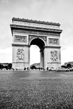 Ave Champs Elysees V Photographic Print by Erin Berzel