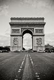 Ave Champs Elysees IV Reproduction photographique par Erin Berzel