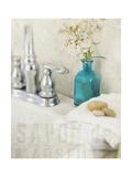 Bath II Premium Giclee Print by Amy Melious