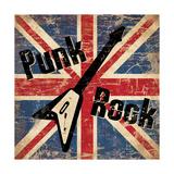 Punk Affiches par N. Harbick