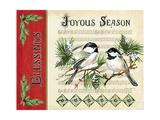 Joyous Season Affiche par Gregory Gorham