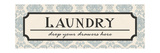 Laundry Drawers Premium Giclee Print by N. Harbick