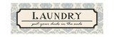 Laundry Suds Premium Giclee Print by N. Harbick