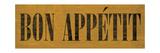 Bon Appetit IV Premium gicléedruk van N. Harbick