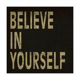 Believe in Yourself (sticker murale) Stampe di N. Harbick