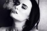 In Cigarette Smoke 2 Impressão fotográfica por Svetlana Muradova