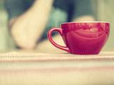 The Morning Coffee Fotografie-Druck von Alexandre Arnaoudov