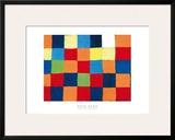 Farbtafel, c.1930 Arte por Paul Klee