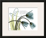 Mineral Blue Life Tulips Posters by Albert Koetsier