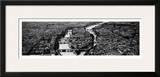 Paris, l'Ile de la Cite Arte por Guillaume Plisson