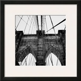 Brooklyn Bridge II Prints by Nicholas Biscardi