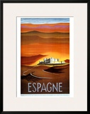 Espagne Poster by  Delpy
