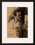 Charles Mingus Posters por Clifford Faust