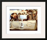 Apparition of a Face and Fruit Dish on a Beach, c.1938 Prints by Salvador Dalí