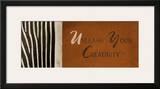 Unleash your Creativity Prints by Patricia Quintero-Pinto