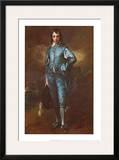 The Blue Boy Posters por Thomas Gainsborough