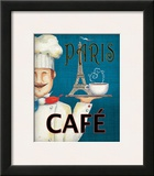 Worlds Best Chef II Posters por Daphne Brissonnet