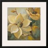 Magnolias After the Rain I Art by Lanie Loreth