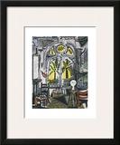 The Studio, 1955 Posters por Pablo Picasso