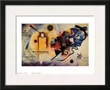Amarelo, Vermelho, Azul, c.1925 Pôsters por Wassily Kandinsky