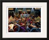 Jump Off Pôsters por Frank Morrison