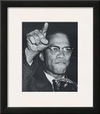 Fiery Speech, Harlem, 1963 Prints