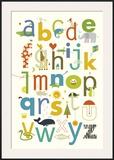 ABC Posters por Yuko Lau