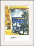 The Pigeons, 1957 Pôsteres por Pablo Picasso