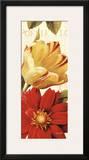 Poesie Florale Panel II Posters por Lisa Audit