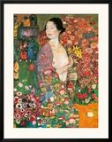 Die Tanzerin Posters por Gustav Klimt