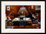Spades Arte por Frank Morrison