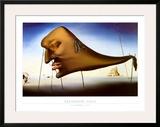 Sommeil Prints by Salvador Dalí