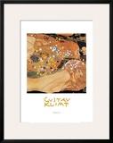 Water Serpents II Posters por Gustav Klimt