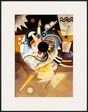One Center Posters por Wassily Kandinsky