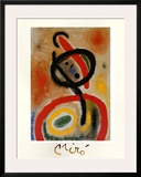Femme III, c.1965 Print by Joan Miró